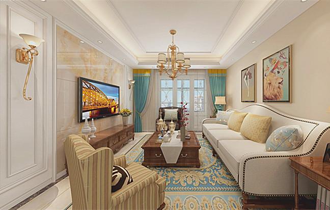 86平米3室1厅现代简约风格设计说明