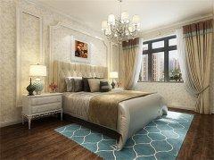 卧室床头柜背景墙如何装修更时尚