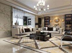 家居装修客厅里面的瓷砖用什么材料好