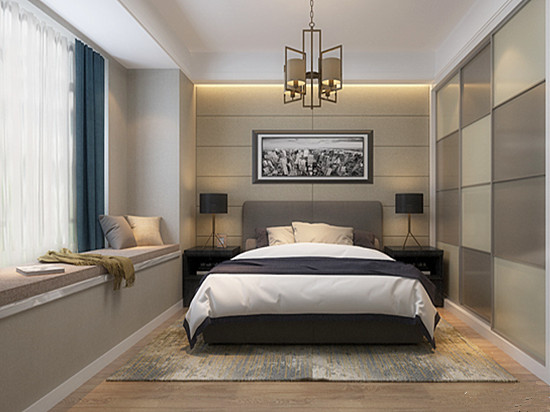 武汉120平米房子装修效果图