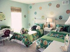 「6平米卫生间布局图」一个卧室改两间儿童房