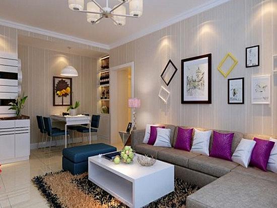 客厅吊顶 客厅吊顶现代风格装修效果图