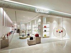 国际品牌专卖店设计效果图 衣帽架效果图