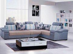 红苹果布艺沙发图片 布艺沙发如何清洗