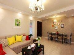 70平米两室一厅装修效果图 走廊装修效果图