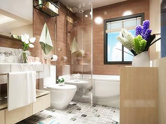 小卫生间装修效果图 小户型卫生间装修妙招
