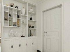 玄关装修设计 玄关装修效果图鞋柜