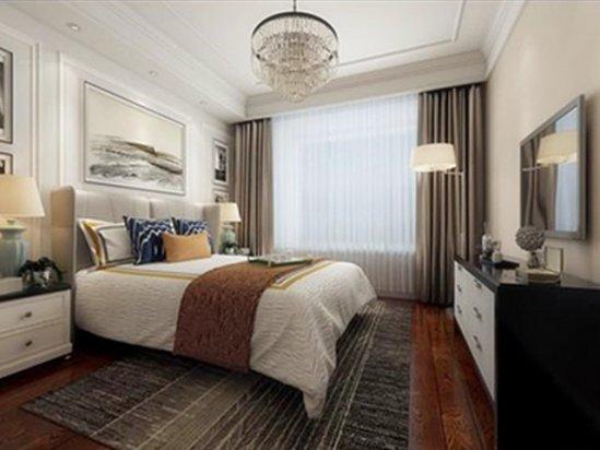 105平三室两厅装修效果图 武汉装修公司排名