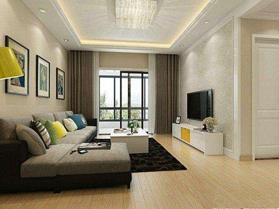 中式沙发 武汉新中式风格家庭室装修效果图