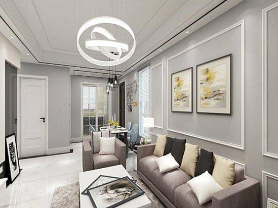 现代风格橱柜 现代风格客厅效果图片大全