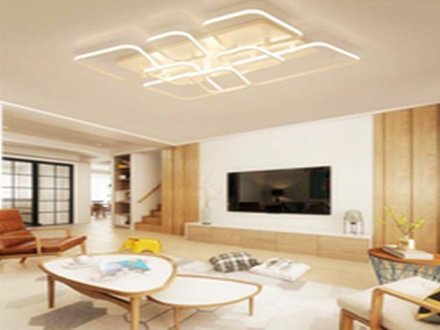 客厅装修图 客厅灯具图片大全2020新款