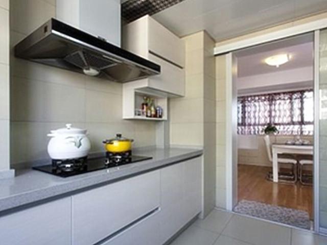 厨房装修 老式厨房自己怎么改造最简单