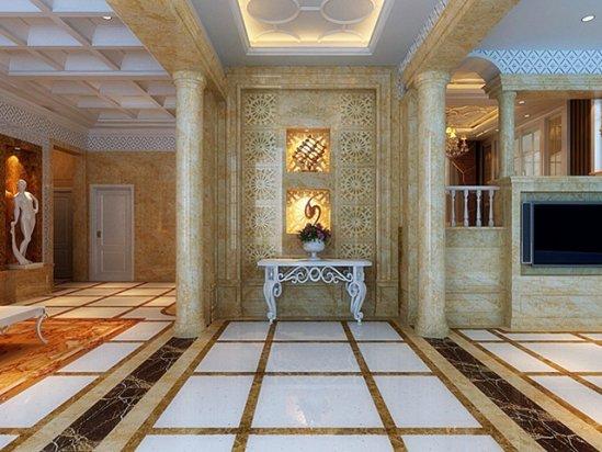 3平米l形厨房 家装进门玄关设计效果图2021