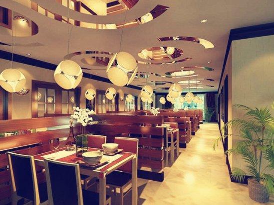 韩式餐厅装修效果图 韩式快餐厅装修的技巧是什么