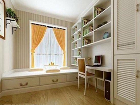 卧室组合柜 榻榻米装修效果图小户型卧室