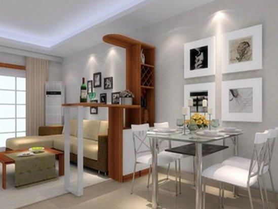 【别墅装修设计图】一室一厅房子多少钱一套