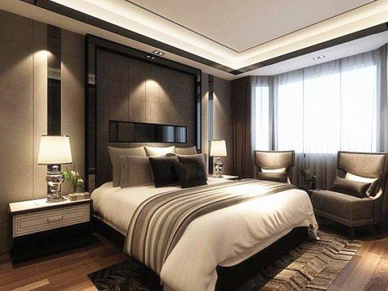 【新房装修效果图】卧室装修设计效果图大全